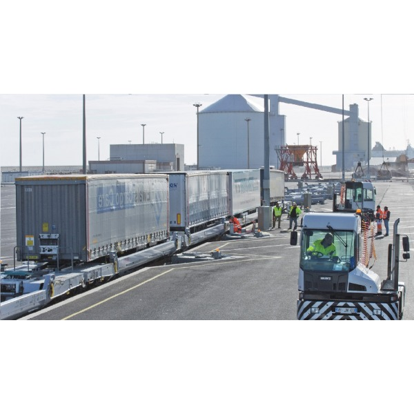 Multimodal transport services